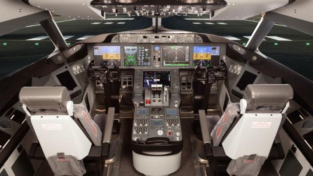 B787 Simulator