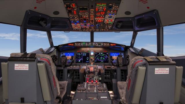 B737MAX Simulator