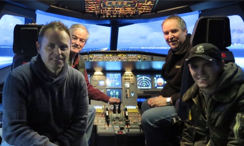 Air Venture A320/321 FTD | FDS Flight School Success Story